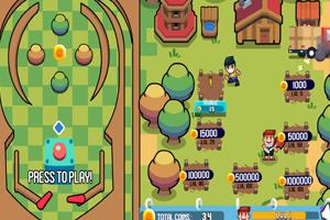 《挂机农场》游戏画面1