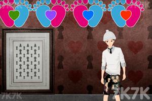 《逃离浪漫情人屋》游戏画面3