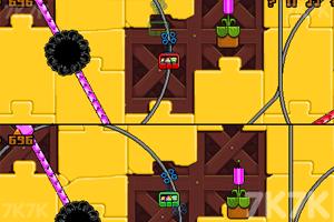 《可爱过山车》游戏画面2