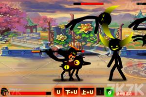 《火柴人西游战记》游戏画面3