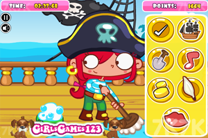 《在海盗船偷懒》截图2
