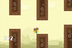 《穿梭的猫》游戏画面1