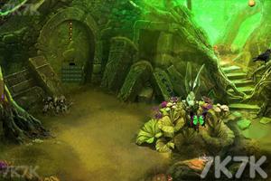 《逃离蘑菇林》游戏画面1