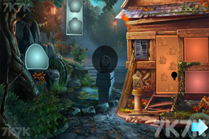 《救援森林系女孩》游戏画面2