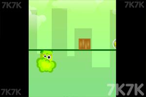 《花椰菜的挑战》游戏画面2