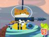 猫咪鱼叉手