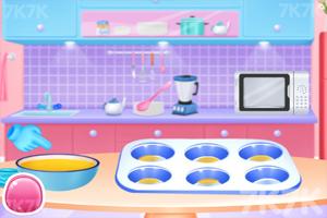 《快乐的小公主们》游戏画面1