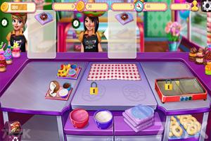 《甜甜圈餐厅》游戏画面2