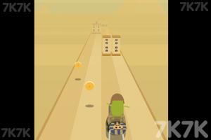 《蠢蠢的死法:世界旅行》游戏画面3
