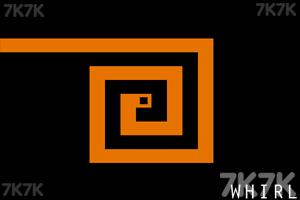 《方块走迷宫》游戏画面3
