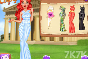 《公主古装与现代装》游戏画面2