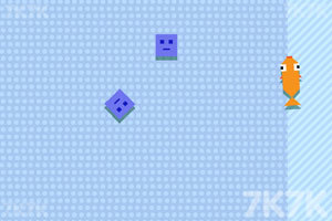 《金鱼快挡》游戏画面1