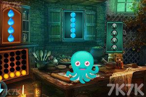 《救援卡通蘑菇》游戏画面3