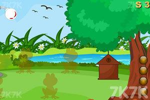 《可爱的鹦鹉大逃脱》游戏画面1