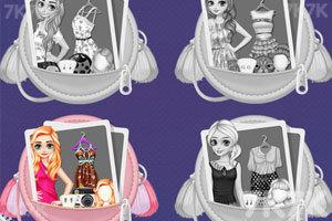 《公主们的搞怪小包》游戏画面3