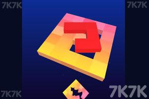 《图形大重叠》游戏画面3