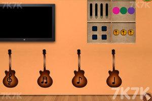 《音乐家逃离小屋2》游戏画面2