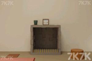 《逃出雪人装饰屋》游戏画面1