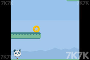 小猫气球收金币
