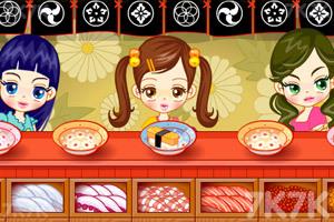 《阿sue寿司店》游戏画面1