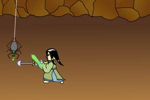 《霜炎传说》游戏画面1