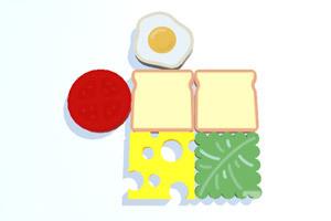 《手工三明治》游戏画面2