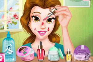 《美女的护肤日常》游戏画面3