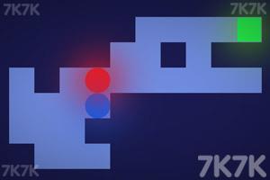 《球球找方块》游戏画面2