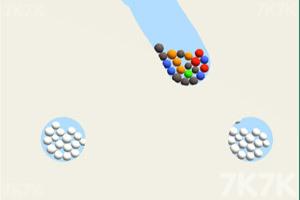 《沙滩球球》游戏画面3