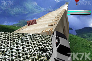 《特技飞车》游戏画面3