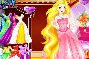 《長發公主的婚紗》截圖3