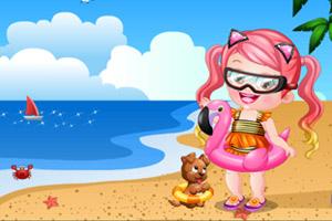 《小宝贝潜水员》游戏画面1