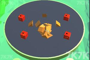 《滚滚破坏球》游戏画面1