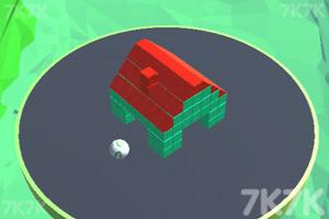 《滚滚破坏球》游戏画面3
