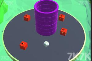 《滚滚破坏球》游戏画面2