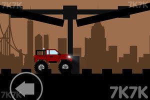 《大脚车急速赛》游戏画面3