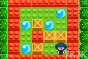 《皮蛋推箱子》游戏画面3