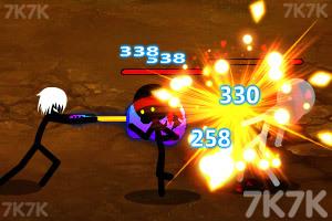 《火柴人枪神7》游戏画面2