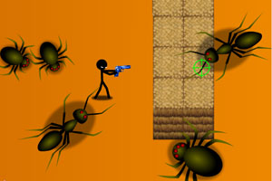 《火柴人枪神4》游戏画面1