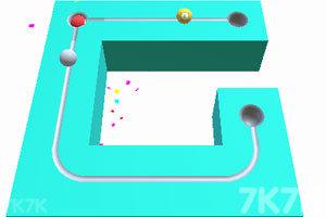 《撞球进洞》游戏画面3