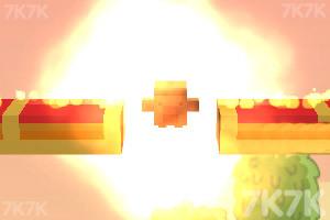 《动物积木向上飞》游戏画面2