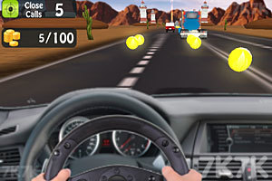 《3D狂野飙车》游戏画面2