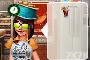 《经营烤肉小店》游戏画面2