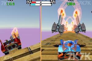 《特技飛車競賽2》游戲畫面1