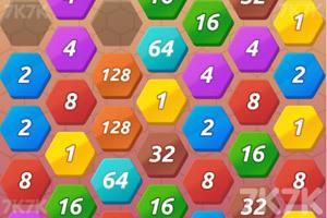《六边消除2048》游戏画面3