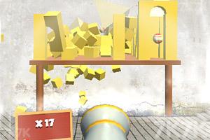 《炮轰方块2》游戏画面1