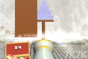 《炮轰方块2》截图1