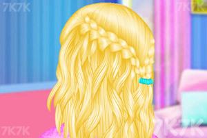 《安娜的短发工作室》游戏画面3