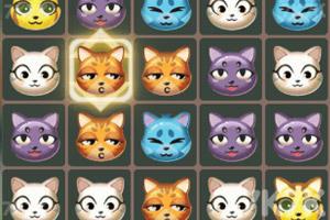 《貓貓消除戰》截圖3