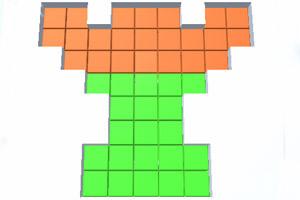《方块冲突》游戏画面3